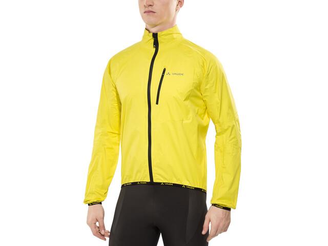 huge discount 62235 6fba2 VAUDE Drop III Jacket Men yellow